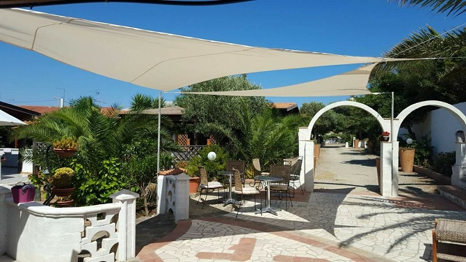 RESIDENCE CAMPING IL FARO