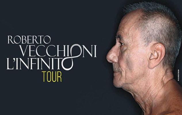 Roberto Vecchioni Infinito Tour 2019